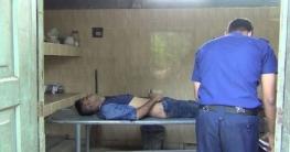 নাটোরে যুবকের মরদেহ রেখে পালালো উদ্ধারকারীরা