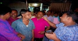 সিংড়ায় ইউএনও সুশান্ত কুমার মাহাতোরবাজার মনিটরিং