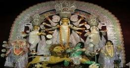 নাটোরে ষষ্ঠী পূজার মধ্য দিয়ে শারদীয় দুর্গোৎসব শুরু আজ