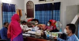 বাগাতিপাড়ায় প্রকৃত ভাতাভোগীর তালিকা তৈরিতে ইউএনও'র বিশেষ উদ্যোগ