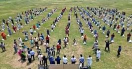 নাটোরে অসচ্ছল ৩০০ পরিবারের মাঝে প্রধানমন্ত্রীর সহায়তা প্রদান