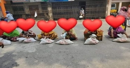 খাদ্য সহায়তার অনুরোধে তাৎক্ষণিক সাড়া দিলেন মেয়র জলি