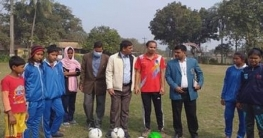 লালপুরে অনুর্ধ ১৬'র মাসব্যাপী ফুটবল প্রশিক্ষণ ক্যাম্প শুরু