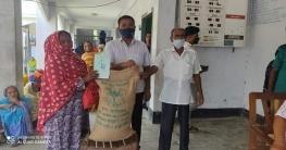 লালপুরে ২৪৫জন দরিদ্র পেল ভিজিডির চাল