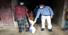 নলডাঙ্গায় বন্যা কবলিতদের সরকারী সহায়তা অব্যাহত