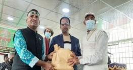 বাগাতিপাড়ায় বীর মুক্তিযোদ্ধাদের ১১৫ জনকে সংবর্ধনা প্রদান