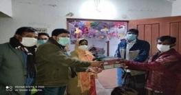 বড়দিনে নলডাঙ্গায় গির্জা গুলোতে সরকারী অনুদান