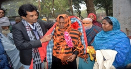 গুরুদাসপুরে শীতকালজুড়ে প্রতিদিন১০০ দুঃস্থ পাবেন শীতবস্ত্র