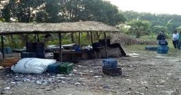 লালপুরে ভেজাল গুড়ের কারখানায় অভিযান, ১৫ মণ গুড় ধ্বংস