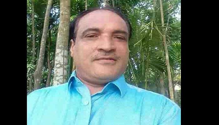 ছবি: আটককৃত শিক্ষক দুলালুর রহমান