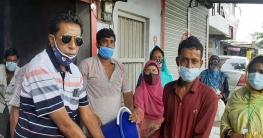 বনপাড়া পৌরসভায় ওএমএস'র চাউল ও ময়দা ন্যায্যমুল্যে বিতরনের উদ্বোধন