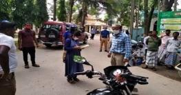 বাগাতিপাড়ায় স্বাস্থ্যবিধি না মানায় ১৫ জনকে অর্থদন্ড