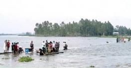 চলনবিলে বাড়ছে ভ্রমণ পিপাসুদের আনাগোনা