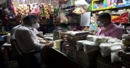 নলডাঙ্গায় সরকারি আদেশ মানতে ভ্রাম্যমাণ আদালতের অভিযান