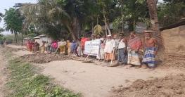 লালপুরে তিন শতাধিক শ্রমিক পরিবারের ঈদ আনন্দ মাটি