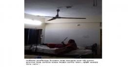 বাগাতিপাড়া স্বাস্থ্য কমপ্লেক্সে ভাড়া ফ্যান আর হাতপাখাই ভরসা