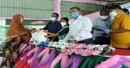 বাগাতিপাড়ায় ১০০টি চারা রোপন ও বিতরণ