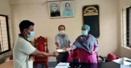 সিংড়ায় নন-এমপিও কলেজ শিক্ষকদের মাঝে প্রণোদনার অর্থ বিতরণ