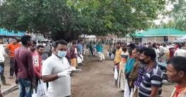 নলডাঙ্গায় ভ্রাম্যমাণ আদালতের অভিযান