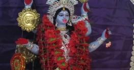 নাটোরের কাশিমপুর কেন্দ্রীয় মহাশ্মশানে কালী পূজা অনুষ্ঠিত