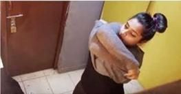 হোটেলের শৌচাগারে গোপন ক্যামেরায় তরুণীর গোসল, অতপর
